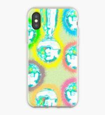 Fuzzy Wuzzy iPhone Case