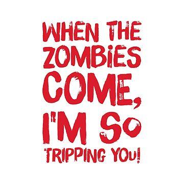 Zombie Apocalypse  by samiluan