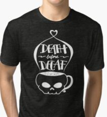 Tod vor Decaf Vintage T-Shirt