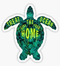 OCEAN OMEGA (VARIANT 2) Sticker