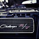 1970 Dodge Challenger R / T von Christopher Boscia