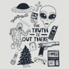 truth is out there by halfabubble