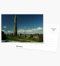 Round tower Postcards