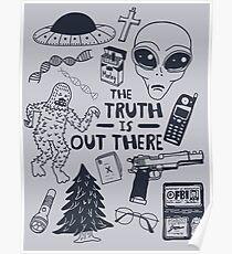 truth is out there Poster