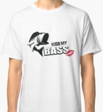 Kiss my bAss Classic T-Shirt