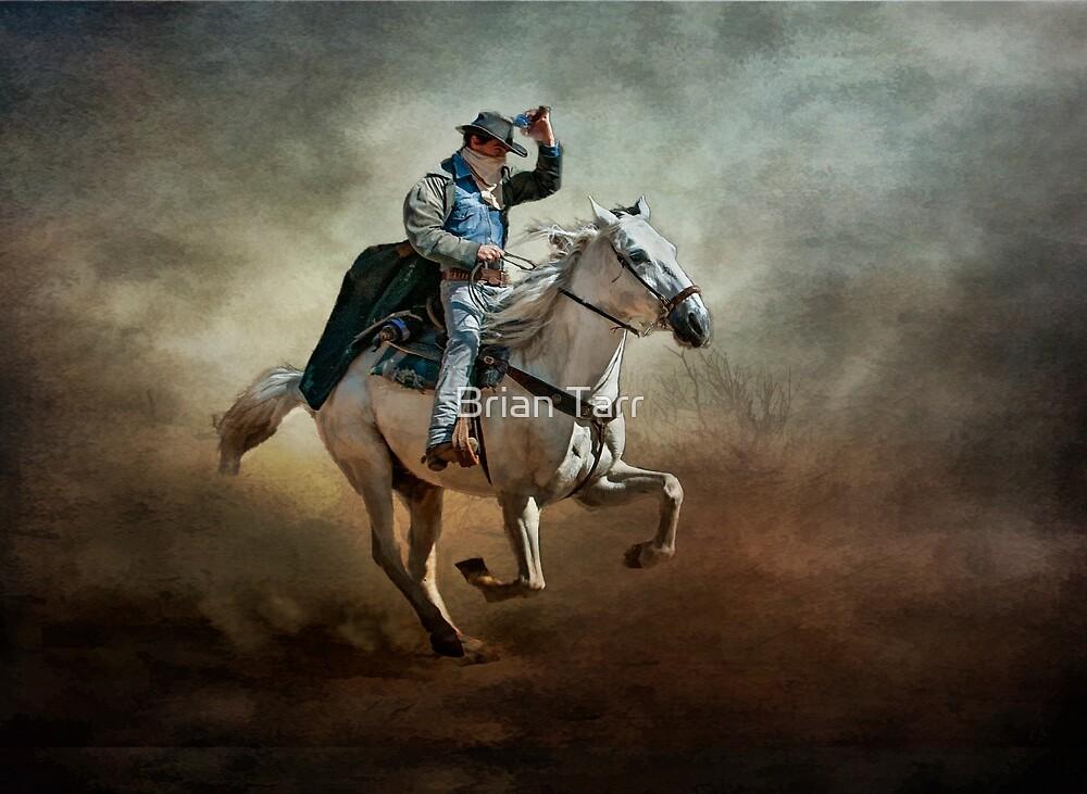 Badlands Cowboy by Brian Tarr