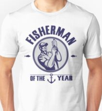 Fisherman of the year T-Shirt