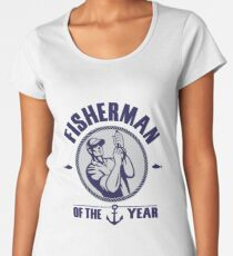 Fisherman of the year Women's Premium T-Shirt