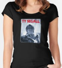 Ty Segall Women's Fitted Scoop T-Shirt