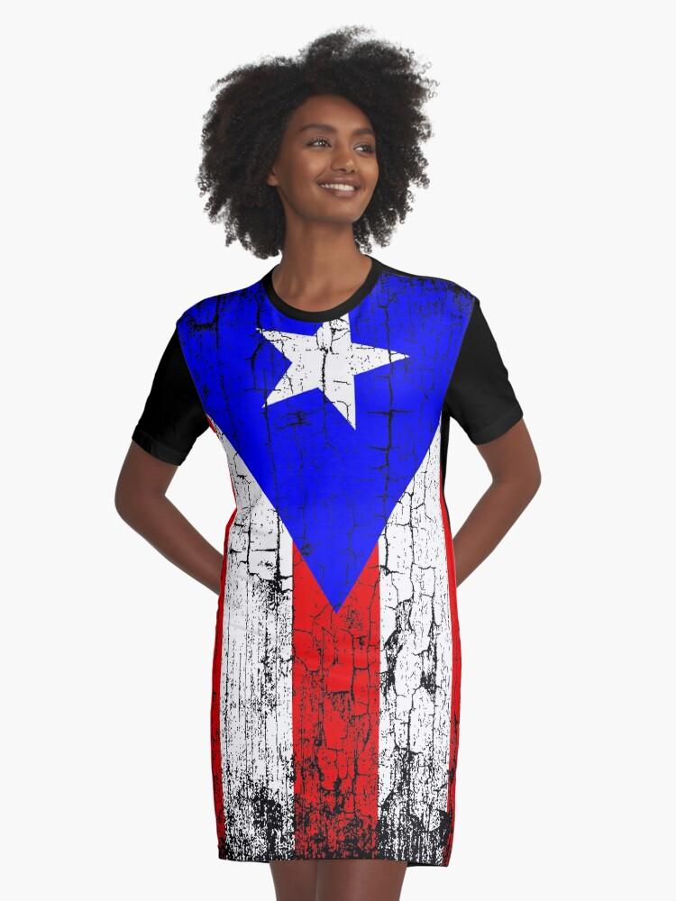 12b5f305ac0 Vintage Puerto Rico Flag