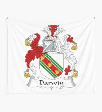 Darwin  Wall Tapestry