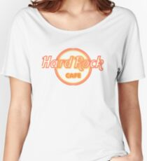 Hard Rock Cafe Women's Relaxed Fit T-Shirt