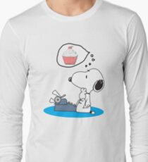 Funny cool Drawing Long Sleeve T-Shirt