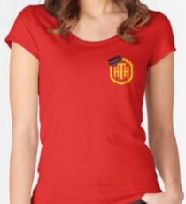 Tower of Terror Women's Fitted Scoop T-Shirt