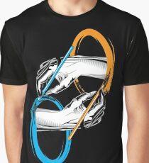 Camiseta gráfica Portales de dibujo