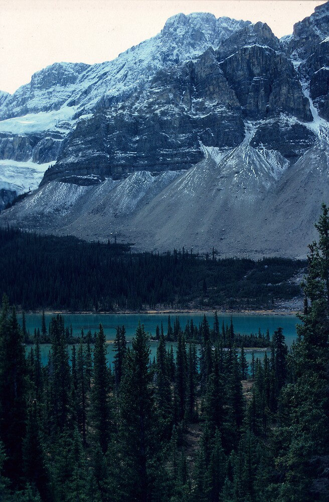 Canadian Rocky Mountains (7) by bertspix
