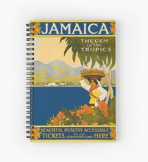 Jamaica Spiral Notebook