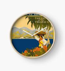 Jamaica Clock