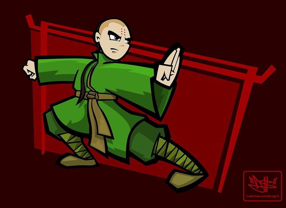 green_monk by deezy