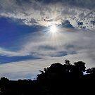 blue sky... by Wieslaw Jan Syposz