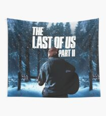 "The Last Of Us Part 2 ""Winter Song"" Tapestry"