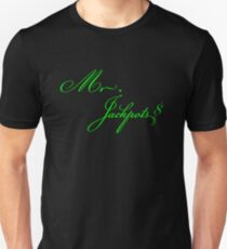 Mr. Jackpots  (Twin Peaks Inspired) T-Shirt
