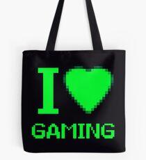 I LOVE GAMING Tote Bag