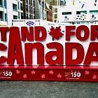 I Stand for Canada by Shulie1