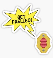 Get Frelled! Sticker