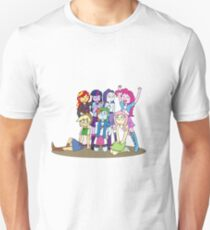 Equestria Girls Unisex T-Shirt