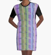 The Wiggle Graphic T-Shirt Dress