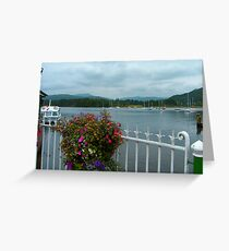 Bowness Flowers Greeting Card