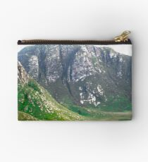 The Poisoned Glen, Donegal, Ireland Studio Pouch