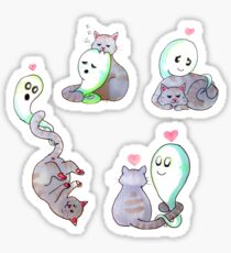 Baby and Boo Sticker