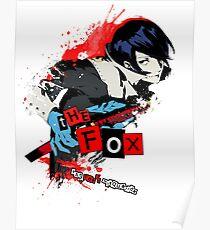Fox - Persona 5 Poster