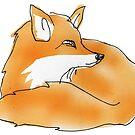Fox by Matt Mawson