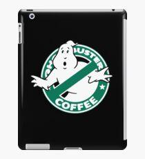 Ghostbusters Coffee iPad Case/Skin