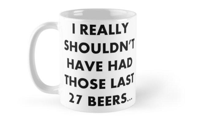 Too Many Beers by idaspark