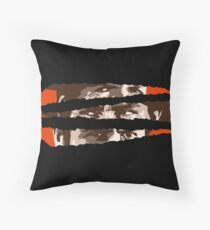 The good the bad the ugly Throw Pillow