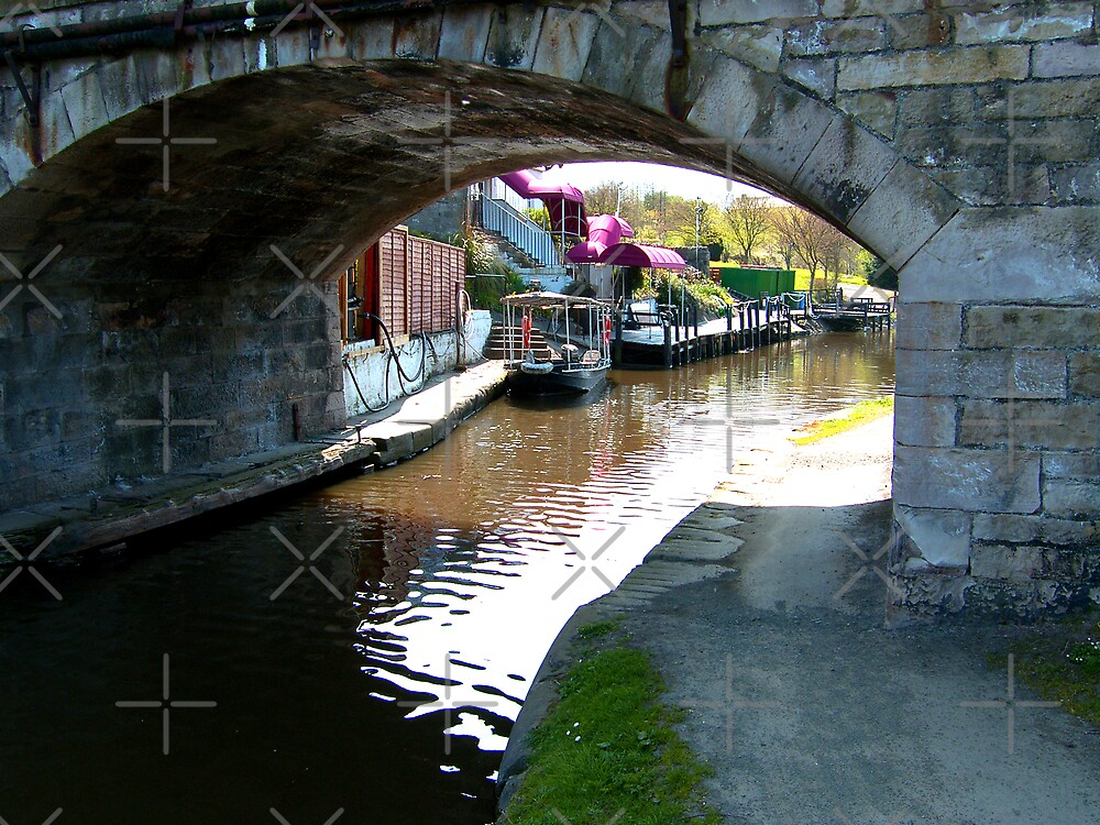 Canal Bridge, Ratho by Tom Gomez