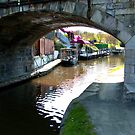 Canal Bridge, Ratho by Tom Gomez