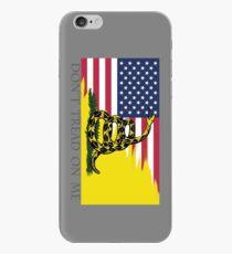 Vinilo o funda para iPhone American Gadsden
