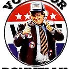 vote for Donnelly by American  Artist
