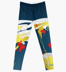 Tracer-Jubiläums-Event-Graffiti-Leggings Leggings