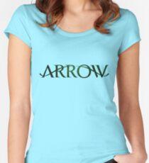 Arrow T-Shirt Women's Fitted Scoop T-Shirt
