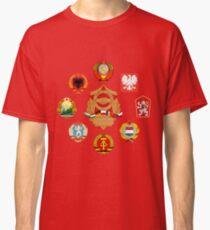 Warschauer Pakt Classic T-Shirt