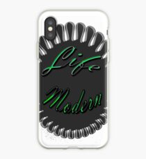 Life Modern iPhone Case