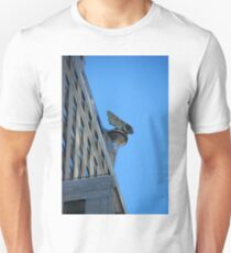 Chrysler Gargoyle New York City Unisex T-Shirt