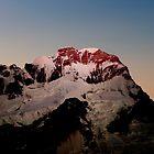 Sunrise over Aoraki / Mount Cook. by Alex Preiss