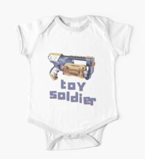 Toy Soldier One Piece - Short Sleeve